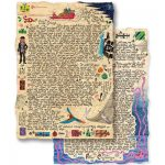 An illustrated story-letter from Santa entitled Father Christmas and the Pirates