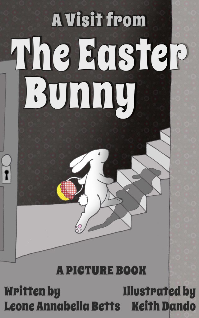 Kindle picture book about the Easter Bunny