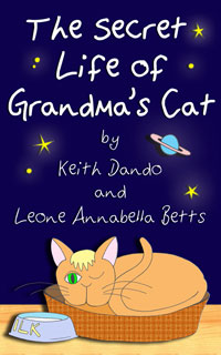 Kindle ebook - The Secret Life of Grandma's Cat