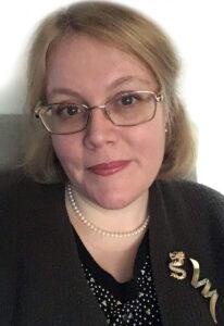 Photo of Leone Betts, taken in 2021